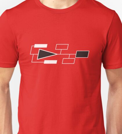 SMS Face Plate Unisex T-Shirt