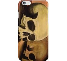 A Meeting of the Minds iPhone Case/Skin