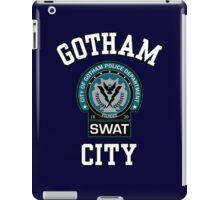 Gotham City Police SWAT iPad Case/Skin