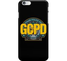 GCPD - Gotham Police iPhone Case/Skin