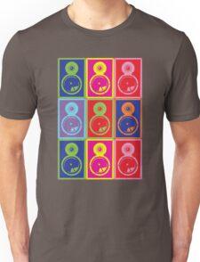 Pop Art Speakers Unisex T-Shirt