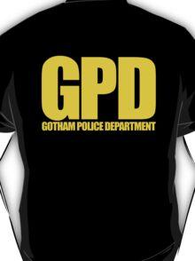 GPD - Gotham Police Department T-Shirt