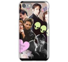 The X-Files Cuties iPhone Case/Skin