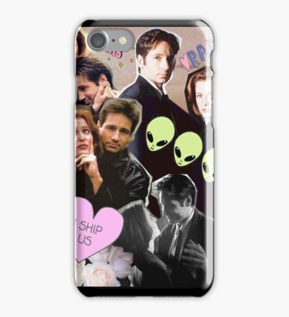 The X-Files Cuties iPhone Case/Skin