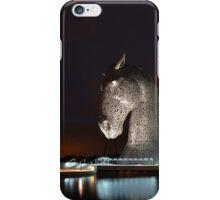 Kelpie in the dark iPhone Case/Skin