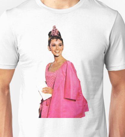 Breakfast at Tiffanys - Audrey Hepburn - Holly Golightly  Unisex T-Shirt