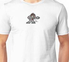 Cyborg Mega Man Unisex T-Shirt