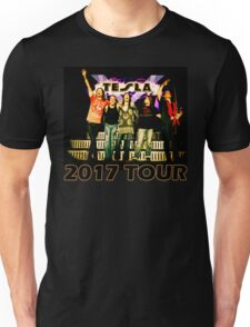 The Hits Band Tesla Tour 2017 Unisex T-Shirt