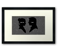 The Princess and the Scoundrel  Framed Print