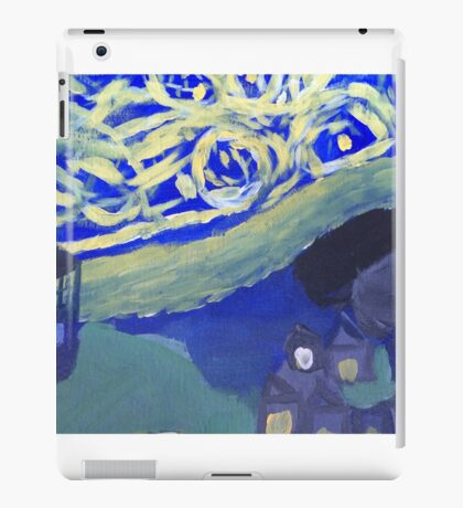 Doctor Who Painting iPad Case/Skin