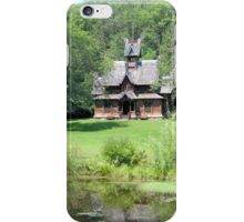 Little Norway Stave Church iPhone Case/Skin