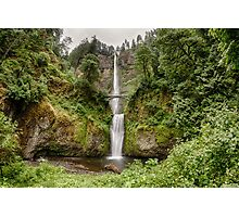Multnomah Falls Photographic Print