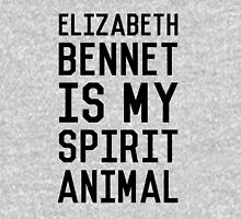 Elizabeth Bennet_Black Unisex T-Shirt