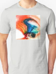 Abstract Colorful Liquid T-Shirt