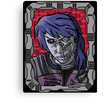 Bionic Brandy Canvas Print