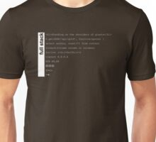 Full stack developer Unisex T-Shirt