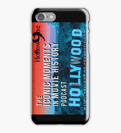 Hollow9ine_Iconic Moments In Movie History_2016 iPhone Case/Skin