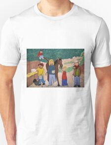 Family and Friends Unisex T-Shirt