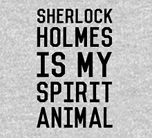 Sherlock Holmes_Black Unisex T-Shirt