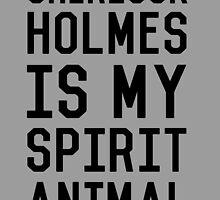 Sherlock Holmes_Black by kellabell9