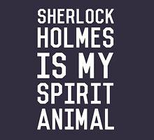 Sherlock Holmes_White Unisex T-Shirt