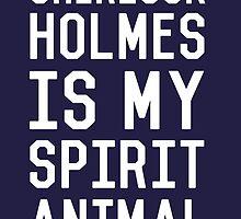 Sherlock Holmes_White by kellabell9
