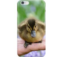 Spring Is Here!! - Duckling NZ iPhone Case/Skin