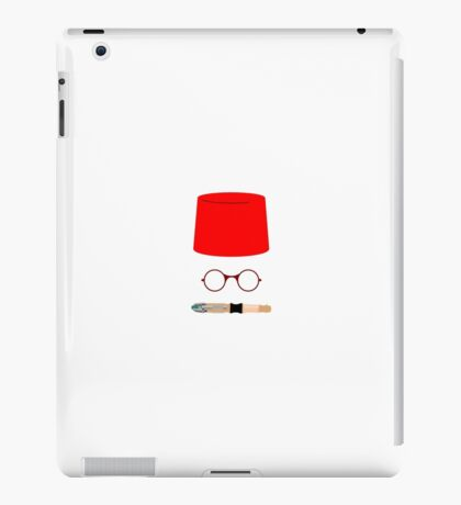 Tuxedo Who? iPad Case/Skin