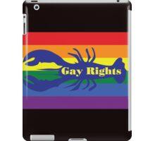 Gay Rights iPad Case/Skin
