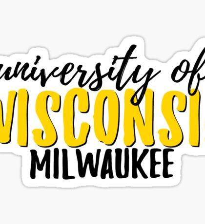 University of Wisconsin - Milwaukee Sticker