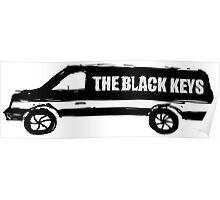 the black keys  Poster