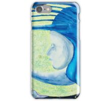 The night,an allegory iPhone Case/Skin