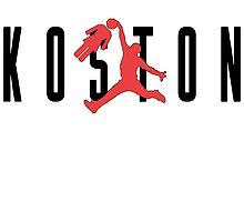 KOSTON  by lukecorallo