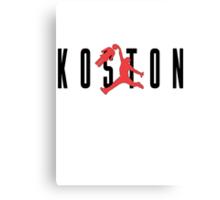 KOSTON  Canvas Print