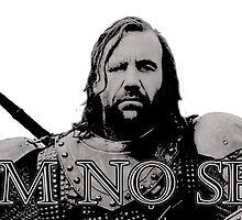 The Hound - I'm no Ser by skyhimonkey