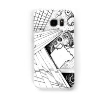 Skyline Stars and Slopes Samsung Galaxy Case/Skin