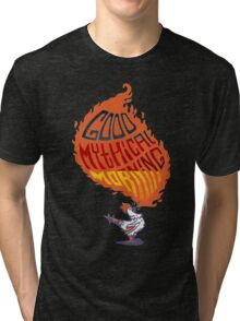 Good Mythical Morning - Germany Tri-blend T-Shirt