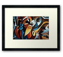 Bolero in Acrylic Framed Print