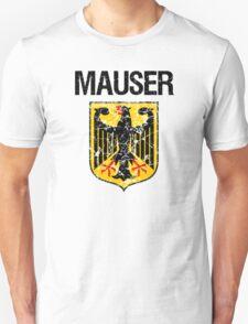 Mauser Surname German T-Shirt
