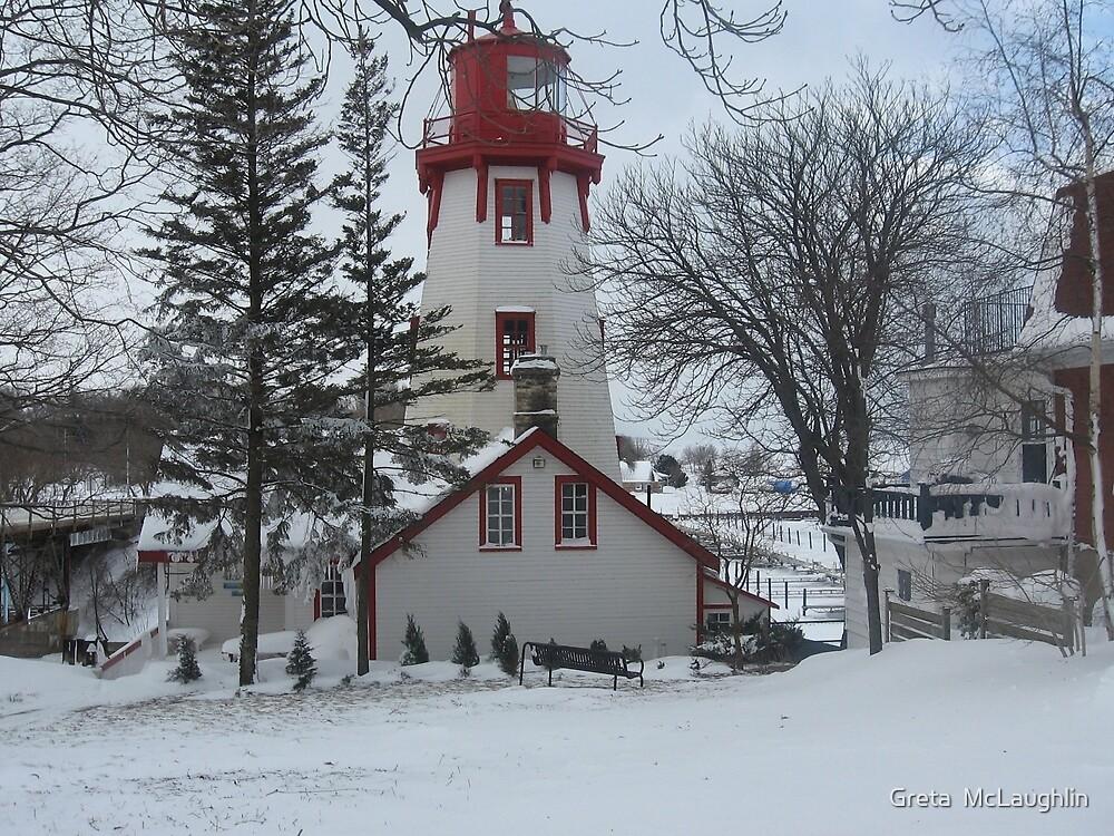 Kincardine Lighthouse by Greta  McLaughlin