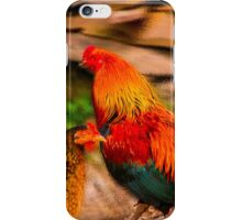 Ruling the roost iPhone Case/Skin