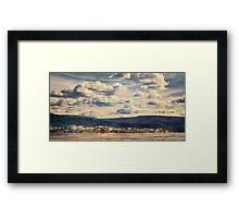 Dawson City Framed Print
