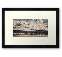 Dawson City Framed Print