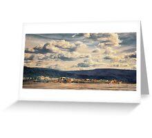 Dawson City Greeting Card