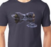 Alligator eyes Unisex T-Shirt