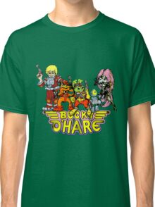 Bucky O'Hare - Group Logo - Color Classic T-Shirt