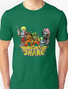 Bucky O'Hare - Group Logo - Color Unisex T-Shirt