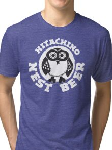 Hitachino Nest Beer Japanese Tri-blend T-Shirt