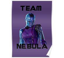 Team Nebula (Black) Poster