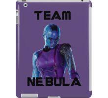 Team Nebula (Black) iPad Case/Skin